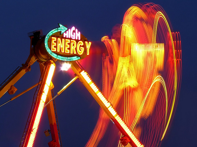 Fun Fair by Etienne Gerard